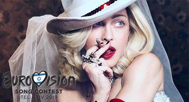 News | H Madonna δεν έχει υπογράψει ακόμα συμβόλαιο για την εμφάνισή της στον Μεγάλο Τελικό της φετινής Eurovision