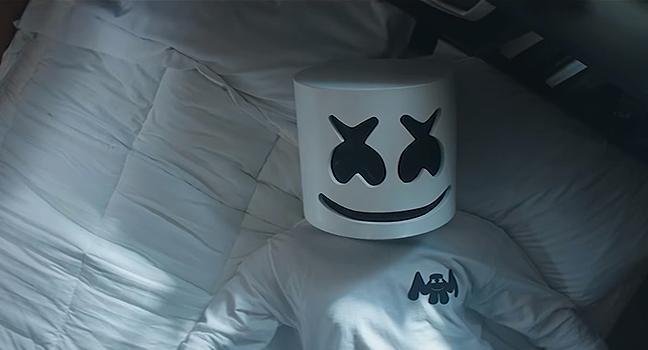 Νέο Music Video   Marshmello – Paralyzed