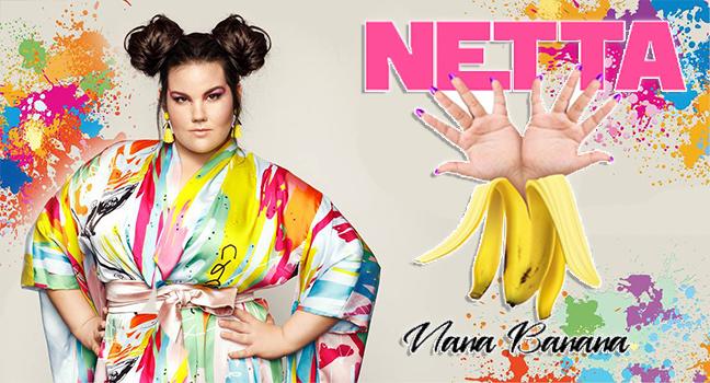 Νέο Τραγούδι | Netta – Nana Banana