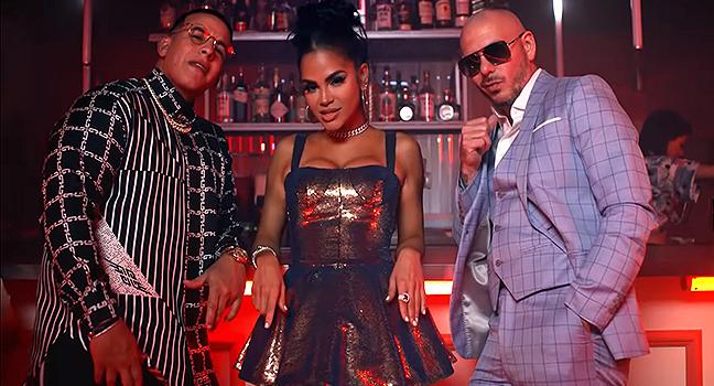 Νέο Music Video | Pitbull Feat. Daddy Yankee & Natti Natasha – No Lo Trates