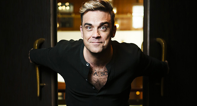 Νέο Single | Robbie Williams – Indestructible