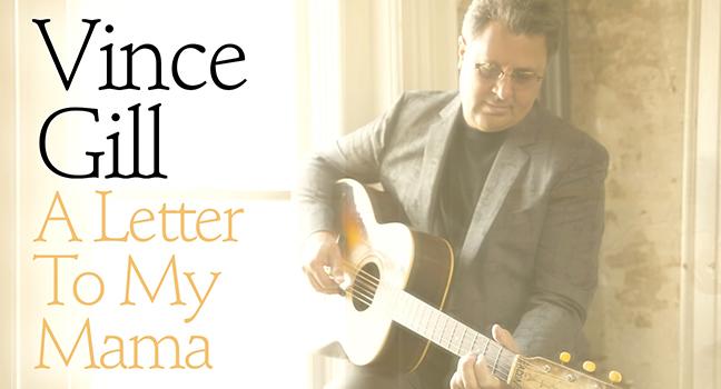 Νέο Τραγούδι | Vince Gill – A Letter To My Mama