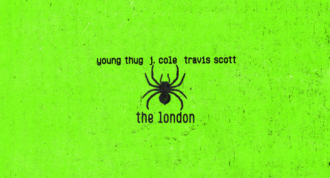 Νέα Συνεργασία | Young Thug Feat. J. Cole & Travis Scott – The London