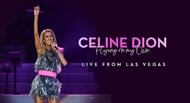 Νέο Τραγούδι & Music Video | Céline Dion – Flying On My Own (Live From Las Vegas)