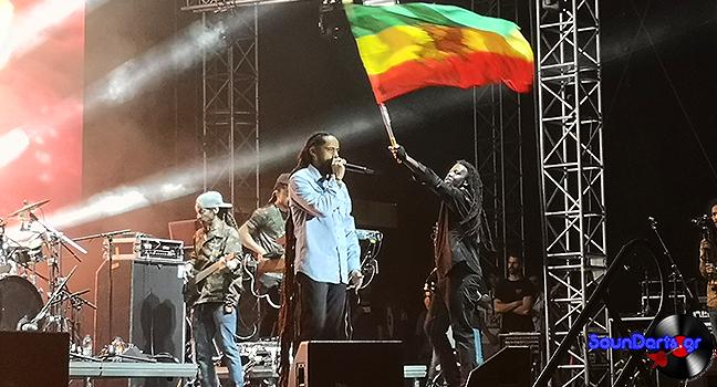O Damian «Jr. Gong» Marley στην πρώτη του εμφάνιση στην Ελλάδα αποθεώθηκε από το αθηναϊκό κοινό