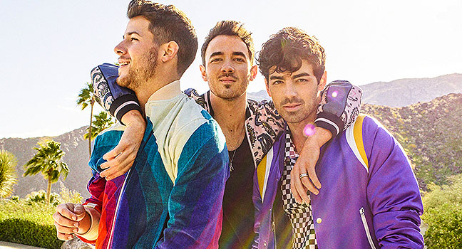 "Νέο Τραγούδι | Jonas Brothers – Greenlight (from ""Songland"")"