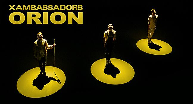 Νέο Album | X Ambassadors – ORION