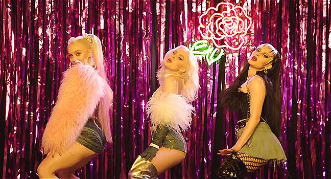 Νέο Music Video | Zara Larsson – All The Time