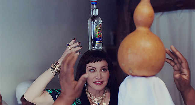 Νέο Music Video | Madonna – Batuka