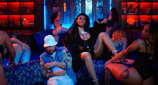 Νέο Music Video | French Montana Feat. City Girls – Wiggle It