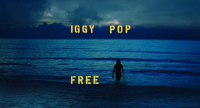 Νέο Τραγούδι | Iggy Pop – Free
