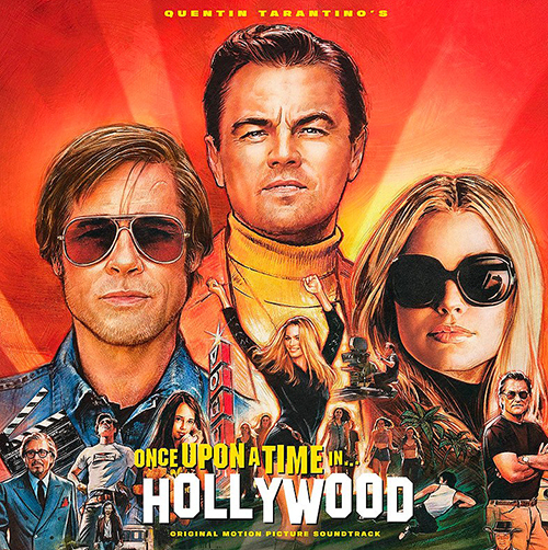 2019 – Once Upon a Time… in Hollywood