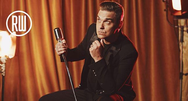 News | Ποιος Έλληνας τραγουδιστής συνάντησε τον Robbie Williams στο Las Vegas;