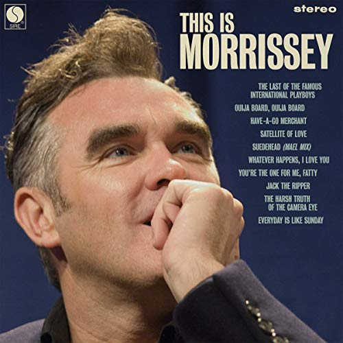 2018 – This Is Morrissey (Compilation)