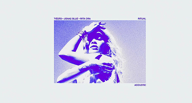 Νέα Version | Tiësto Feat. Jonas Blue & Rita Ora – Ritual (Acoustic Version)