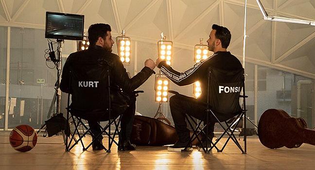Νέα Συνεργασία & Music Video | Kurt & Luis Fonsi – 16