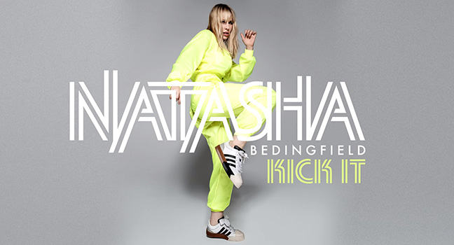 Νέο Τραγούδι | Natasha Bedingfield – Kick It