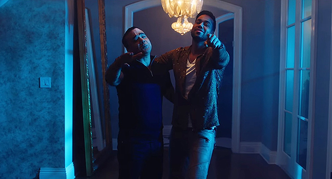 Νέο Music Video   Romeo Santos Feat. Zacarias Ferreira – Me Quedo