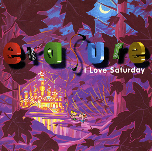 1994 – I Love Saturday (E.P.)