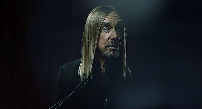 Νέο Music Video | Iggy Pop – James Bond