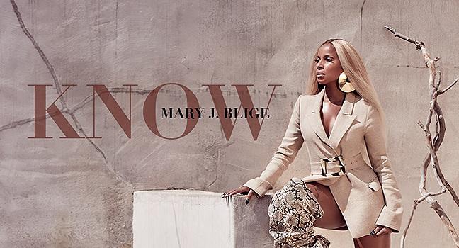 Νέο Τραγούδι | Mary J. Blige – Know