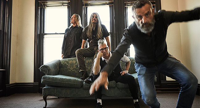 "News | Οι Tool στην Κορυφή του Billboard με το νέο τους Album ""Fear Inoculum"""
