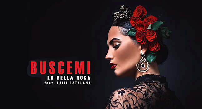 Νέα Συνεργασία | Buscemi & Luigi Catalano – La Bella Rosa