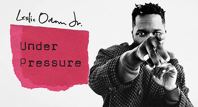 Νέο Τραγούδι | Leslie Odom Jr. – Under Pressure