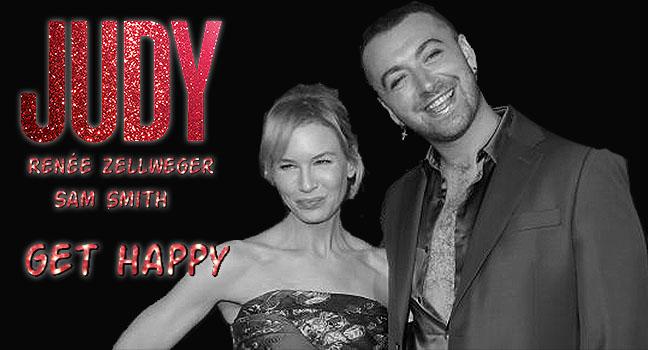 Νέο Cover Συνεργασία | Renée Zellweger & Sam Smith – Get Happy