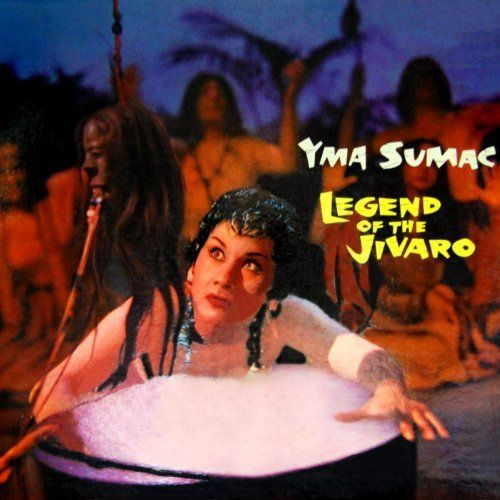 1957 – Legend of the Jivaro