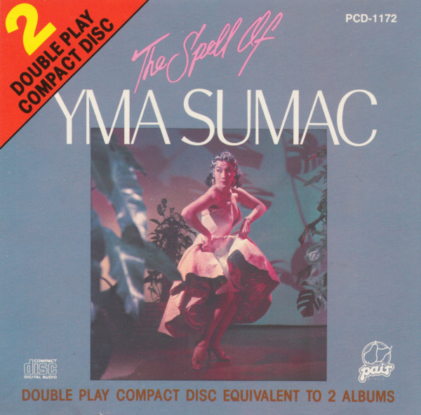 1987 – The Spell of Yma Sumac