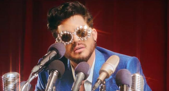 Νέο Music Video | Adam Lambert – Superpower