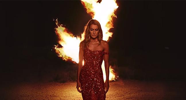 Νέα Τραγούδια | Celine Dion – Courage, Imperfections & Lying Down