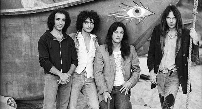 Νέα Συνεργασία | Neil Young With Crazy Horse – Rainbow Of Colors