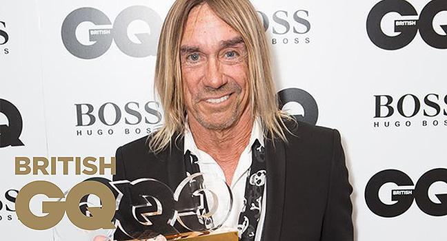 News   Iggy Pop & Kylie Minogue ανάμεσα στους μεγάλους νικητές των GQ Men Of The Year Awards