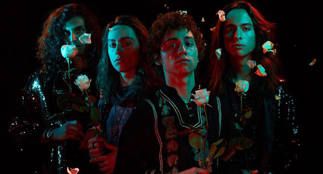 "Νέο Τραγούδι | Greta Van Fleet – Always There (from ""A Million Little Pieces"" O.S.T.)"