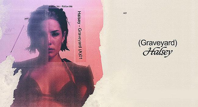 Νέο Τραγούδι   Halsey – Graveyard