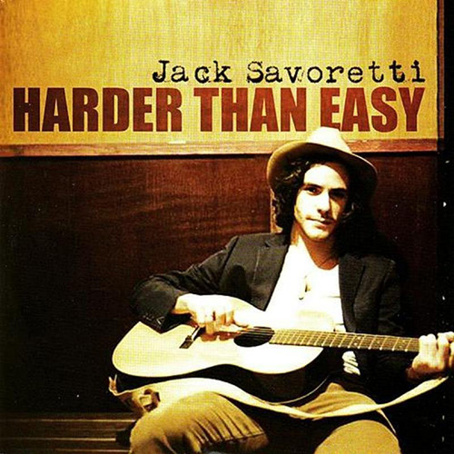 2009 – Harder Than Easy