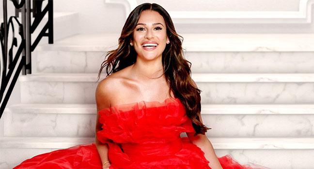 Νέο Cover | Lea Michele – It's The Most Wonderful Time Of The Year