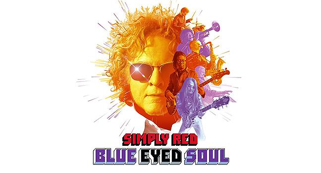 Νέο Album | Simply Red – Blue Eyed Soul