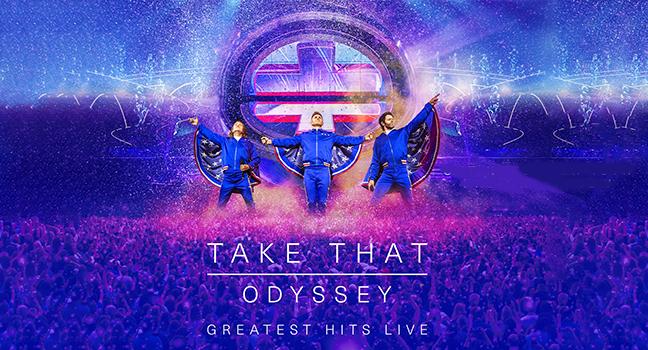 Νέα Live Version | Take That Feat. Lulu – Relight My Fire