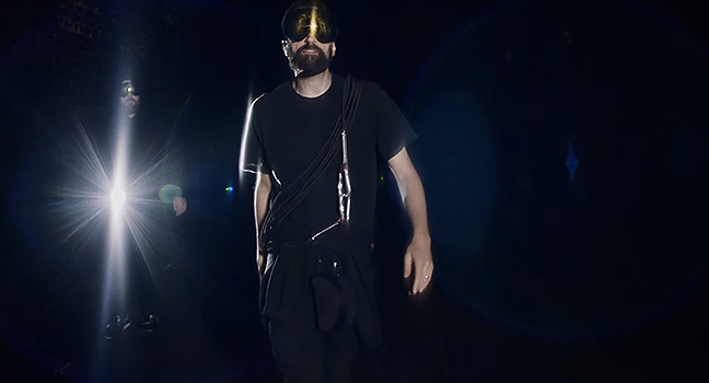 Νέο Music Video | The S.L.P. – ((trance))