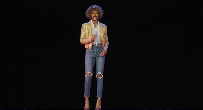 News   Η περιοδεία της Whitney Houston ως ολόγραμμα ξεκινάει τον Γενάρη