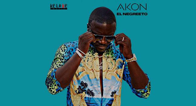 Νέο Album | Akon – El Negreeto