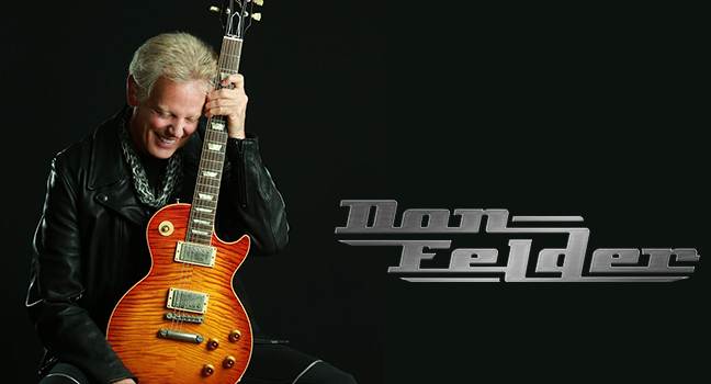 Νέο Τραγούδι | Don Felder – Little Latin Lover