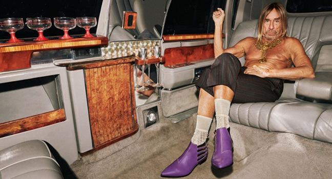 News | Η Sienna Miller, ο Iggy Pop και ο Gucci Mane  φωτογραφίζονται για τη νέα καμπάνια του οίκου Gucci