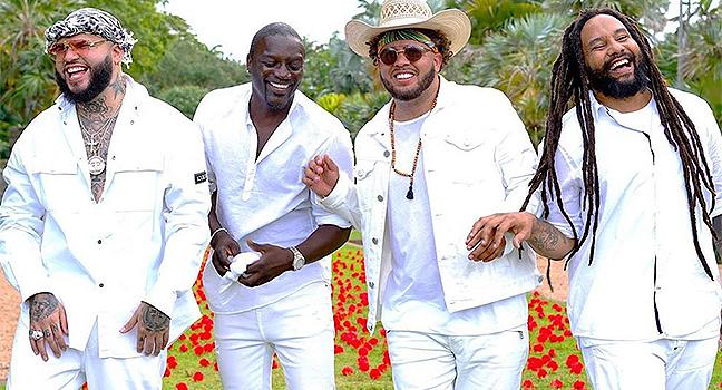 Νέα Συνεργασία & Music Video | Maffio, Farruko, Akon Feat. Ky-Mani Marley – Celebration