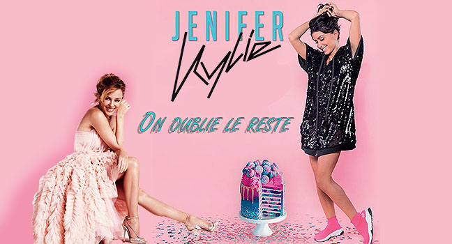 Νέα Συνεργασία | Jenifer Feat. Kylie Minogue – On Oublie Le Reste