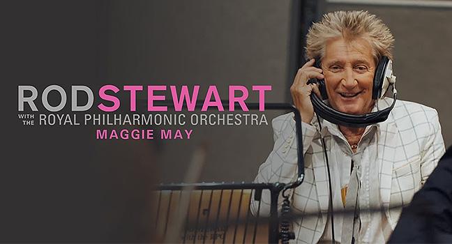 Νέο Music Video | Rod Stewart & The Royal Philharmonic Orchestra – Maggie May