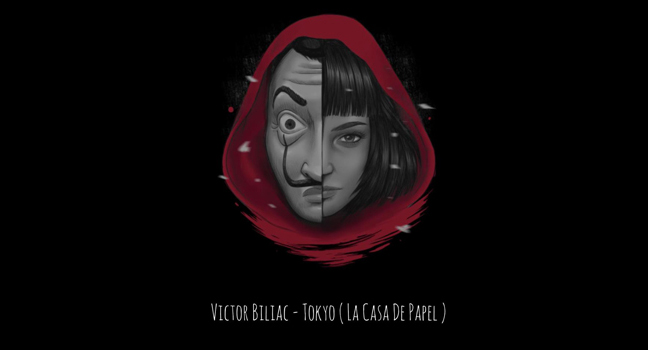 Νέο Τραγούδι | Victor Biliac – Tokyo (La Casa De Papel)